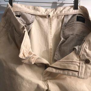 J. Crew men's chino pants